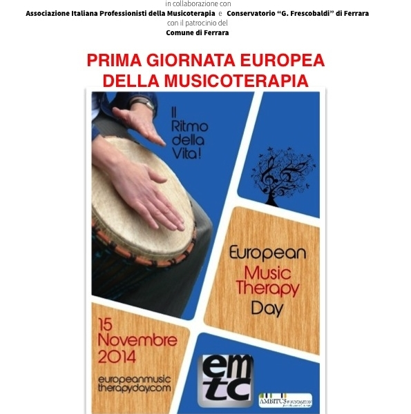 European Music Therapy Day